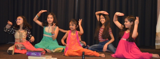 Anaya Tibrewal, Aashni Choudhary, Jasmine Gupta, Keli Shukla and Naavya Pillai (Top)